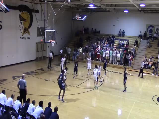 Fike High School vs. Smithfield-Selma - Jeremy Phillips ...