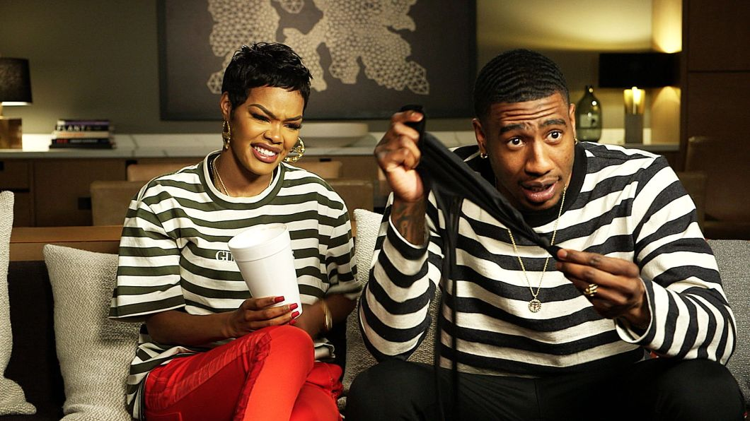 Image result for teyana and iman episode two