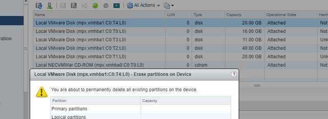 How to remove and add diskgroup via commandline in vSAN - vhabit