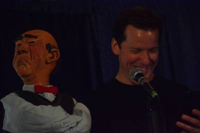 Walter and Jeff Dunham