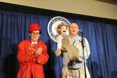 Harold Crocker, Butch, and Bob Rumba