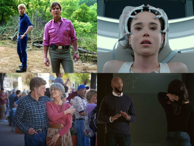 Fall Movie Preview - Opening September 29, 2017 - American Made, Flatliners, Our Souls at Night, Til Death Do Us Part
