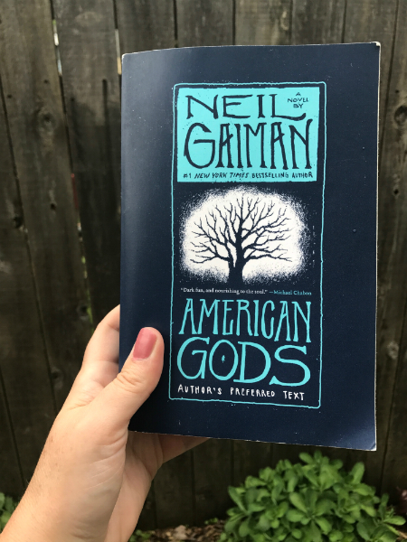 Reread: American Gods