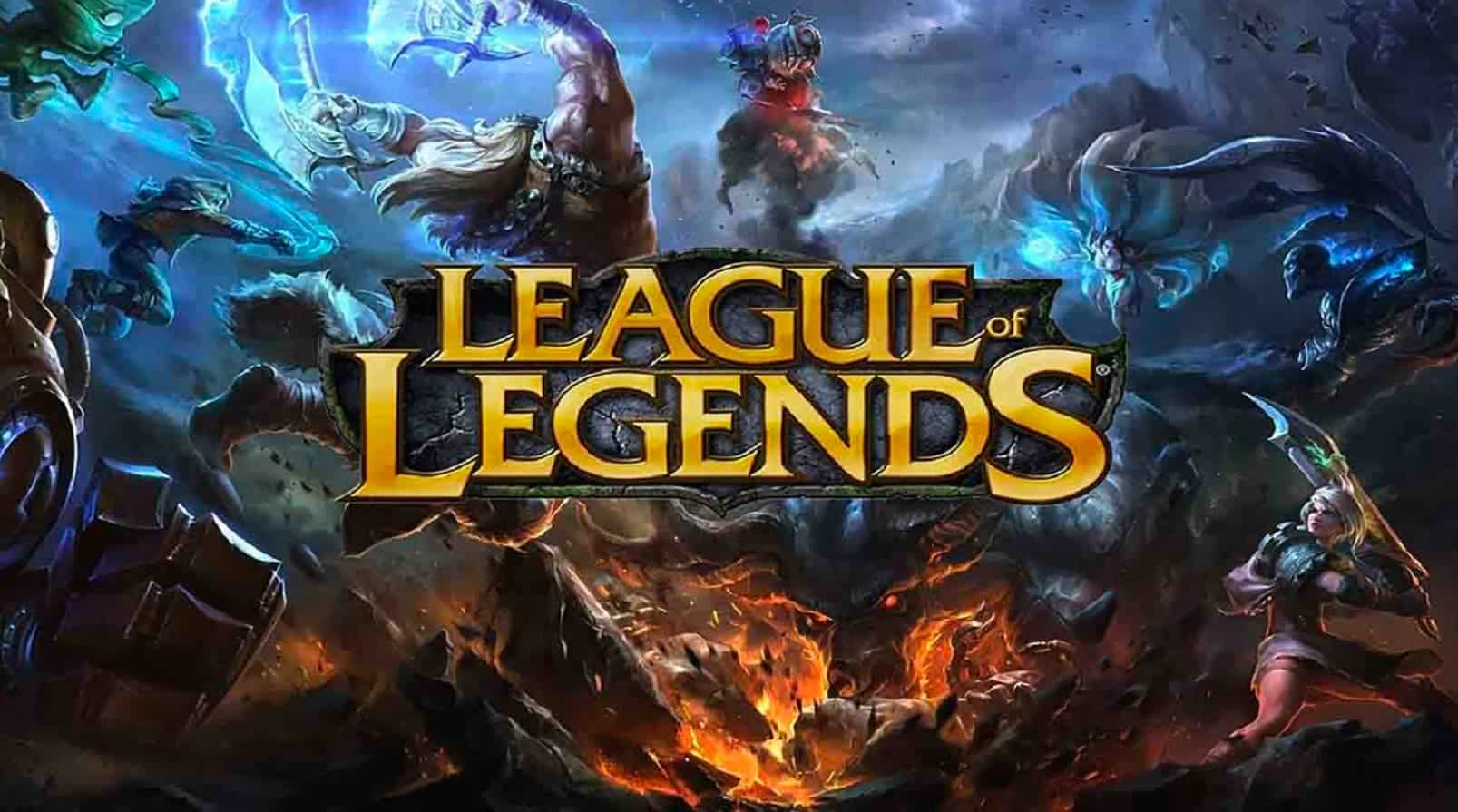 10 Jahre League Of Legends