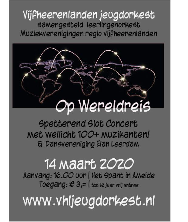 VHL jeugdorkest 2020