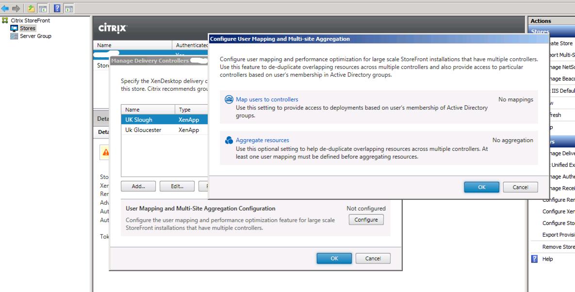 Citrix StoreFront 3 1 tech preview  