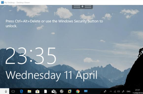 Citrix Screen lock time