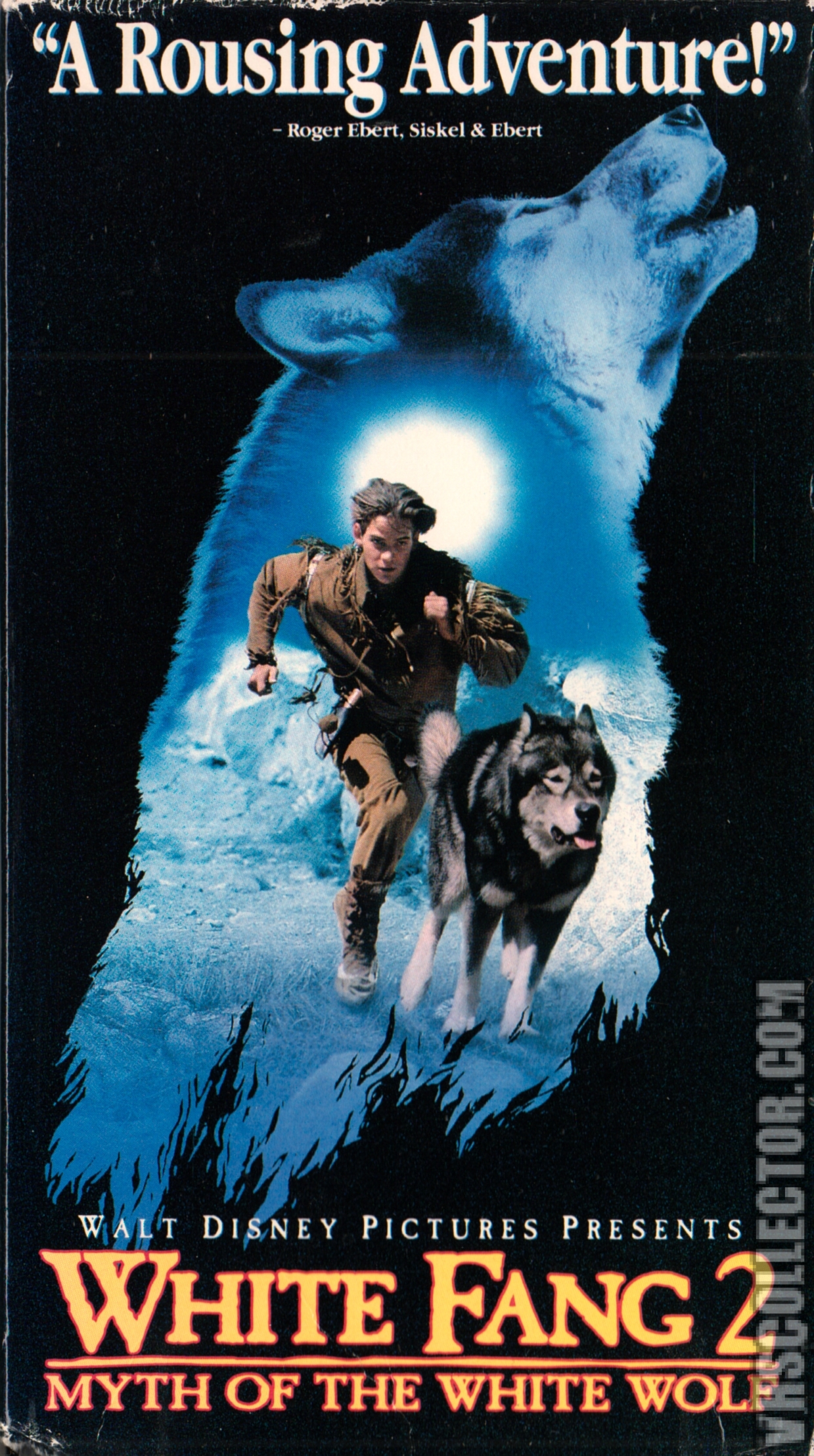 White Fang 2 Myth Of The White Wolf