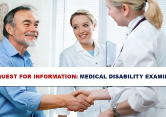 VBA seeks sources, RFI, for Medical Disability Examinations