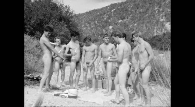 Male Nudist Camp