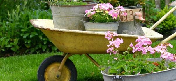 phụ kiện trang trí sân vườn