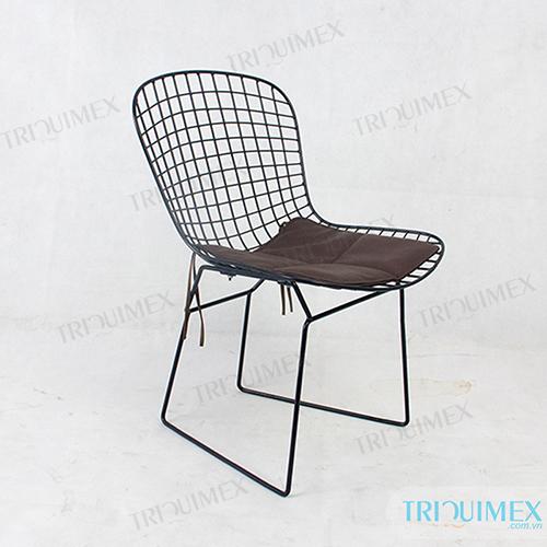 GH-077 Mẫu ghế cafe sắt hiện đại