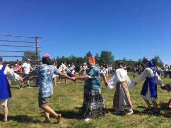 Haukkasaaren kyläjuhlat