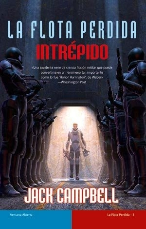 «Intrépido» (Jack Campbell, La Factoría de Ideas)