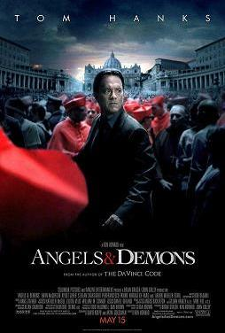 """Ángeles y Demonios"" (Ron Howard, 2009)"