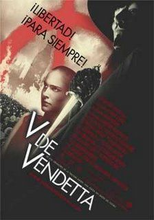 """V de Vendetta"" (James McTeigue, 2005)"