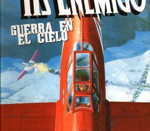"""As Enemigo: Guerra en el Cielo"" (Garth Ennis y Chris Weston, Planeta DeAgostini)"