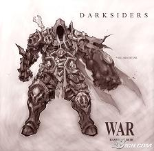 "Los ""Darksiders"" de Madureira, en Expocomic"