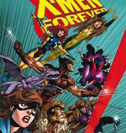 """X-Men Forever: Allá donde lo dejamos"" (Chris Claremont, Tom Grumett y Jim Lee, Panini Comics)"