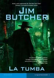 """La Tumba"" (Jim Butcher, La Factoría de Ideas)"
