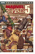 "Panini Comics presenta ""Marvel Zombies 5"""