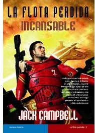 """Incansable"" (Jack Campbell, La Factoría de Ideas)"