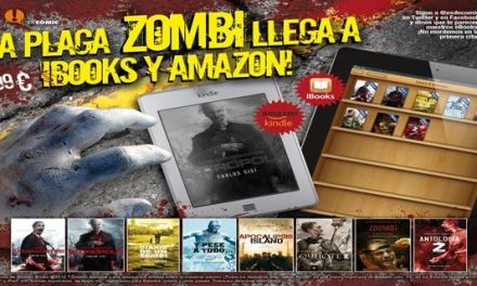 Dolmen Editorial lanza sus libros en iBooks y Amazon