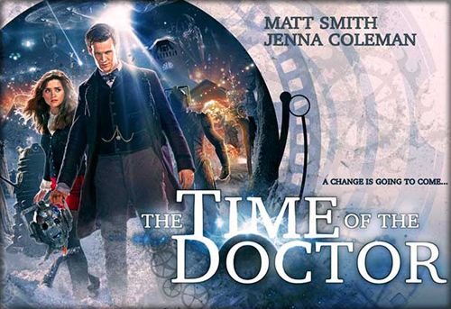 Primer trailer de «The Time of the Doctor»
