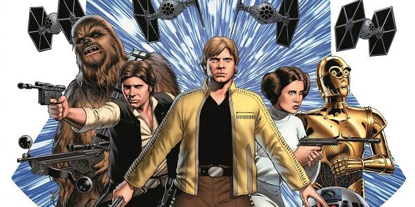 «Star Wars TPB 1» (Jason Aaron y John Cassaday, Planeta Cómic)