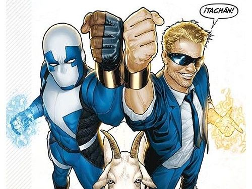 """Quantum and Woody #01. El peor supergrupo del mundo"" (James Asmus y Tom Fowler, Aleta Ediciones)"