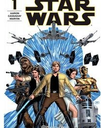 """Star Wars #01"" (Jason Aaron y John Cassaday, Planeta Cómic)"