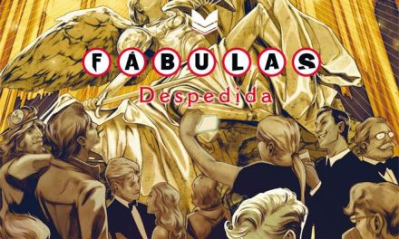 """Fabulas #23. Despedida"" (Bill Willingham y Mark Buckingham, ECC Ediciones)"