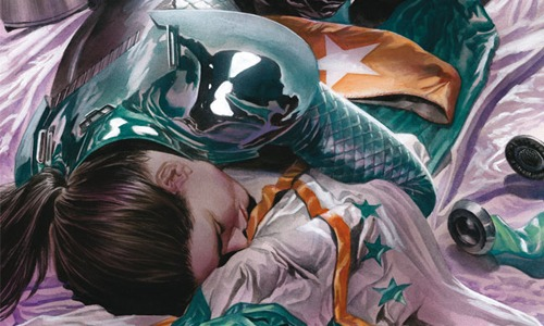 «Astro City #4. Trifulca de pareja» (Kurt Busiek, Brent Anderson y Alex Ross, ECC Cómics)