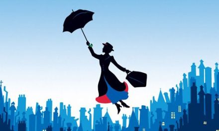 Mary Poppins… ¿¡is back!?
