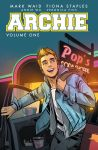 """Archie #1"" (Mark Waid y Fiona Staples, Norma Cómics)"