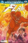 """Flash: Renacimiento #1"" (Joshua Williamson y Carmine Di Giandomenico, ECC Ediciones)"