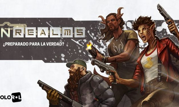 "NoSoloRol presenta ""Unrealms"", un juego de rol 'made in Spain'"