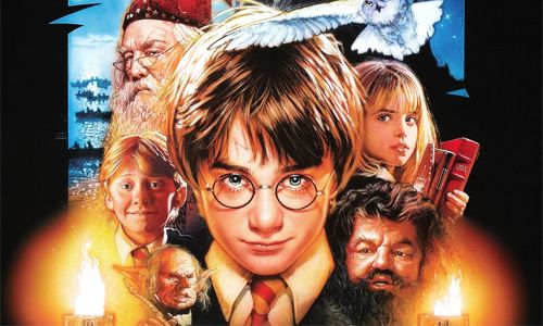 """Harry Potter y la piedra filosofal"" (Chris Columbus, 2001)"
