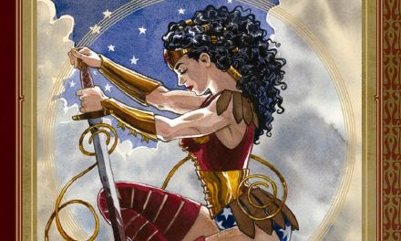 """Wonder Woman: La verdadera amazona"" (Jill Thompson, ECC Ediciones)"