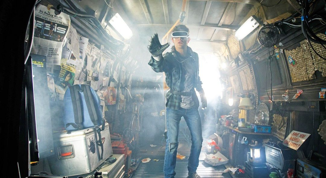 "Espectacular tráiler de ""Ready Player One"""