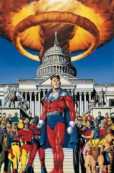 """JSA: La Edad de Oro"" (James Robinson y Paul Smith, ECC Cómics)"