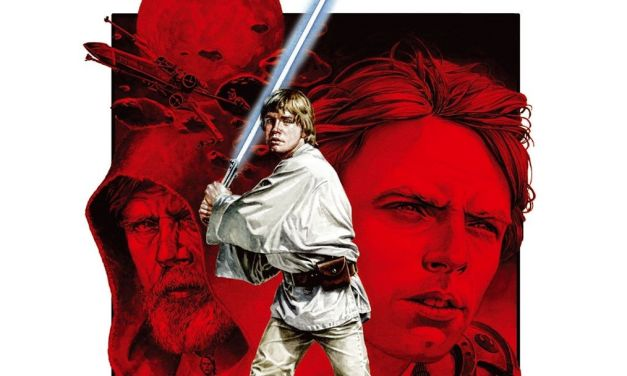 """Star Wars: Las leyendas de Luke Skywalker"" (Ken Liu, Planeta Cómic)"