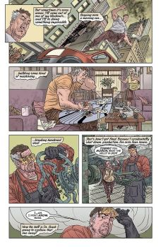 """Tom Strong: Libro 3"" (Alan Moore, Chris Sprouse y otros, ECC Cómics)"
