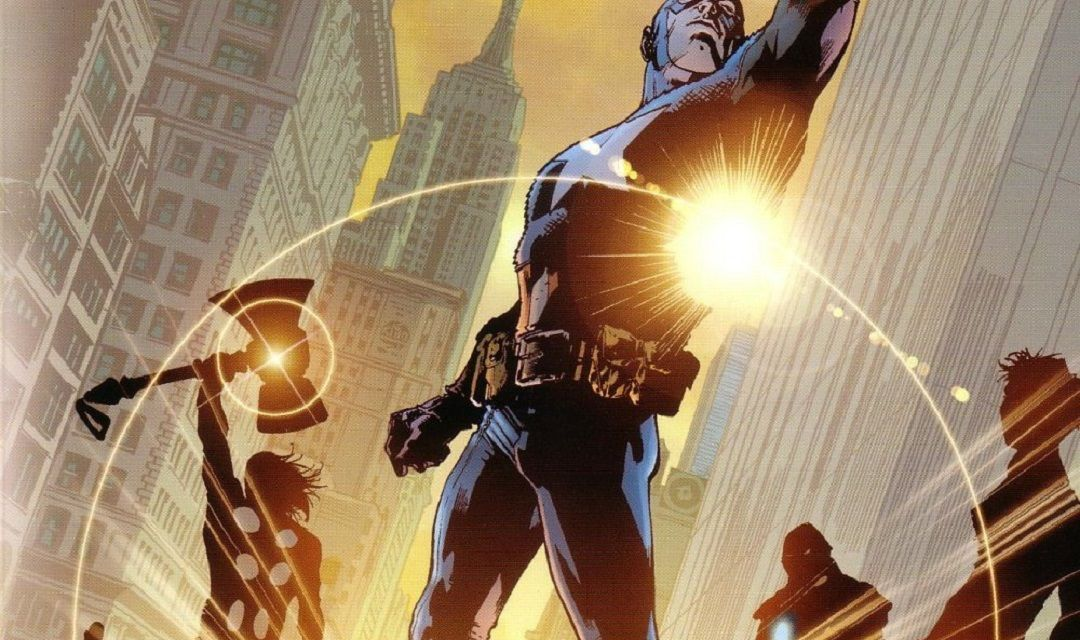 """The Ultimates #1: Superhumanos"" (Mark Millar y Bryan Hitch, Panini Cómics)"