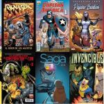 Top de cómics de 2017 (de Vic)