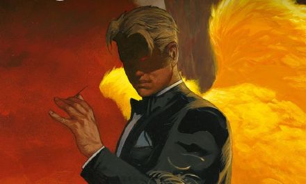 """Lucifer: Integral 2"" (Mike Carey y Peter Gross, ECC Cómics)"
