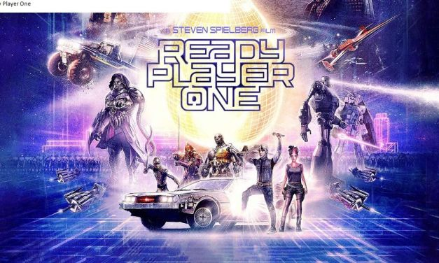 """Ready Player One"" (Steven Spielberg, 2018)"