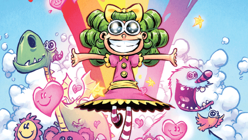 """I Hate Fairyland #3"" (Skottie Young, Panini Cómics)"