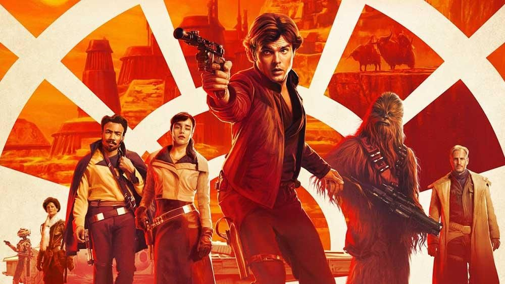 """Han Solo, una historia de Star Wars"" (Ron Howard, 2018)"