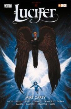 """Lucifer: Integral 3"" (Mike Carey, Peter Gross y otros, ECC Cómics)"